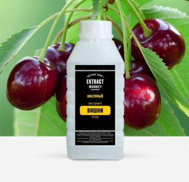 фото Масляный экстракт вишни